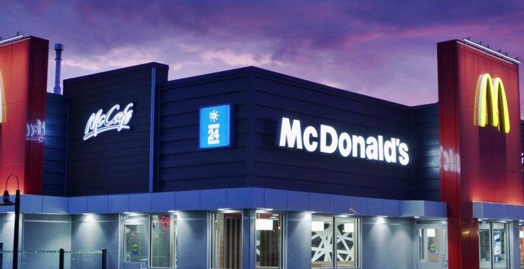 McDonald's Grant Park