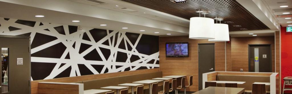 McDonald's Grant Park – Tractus Projects